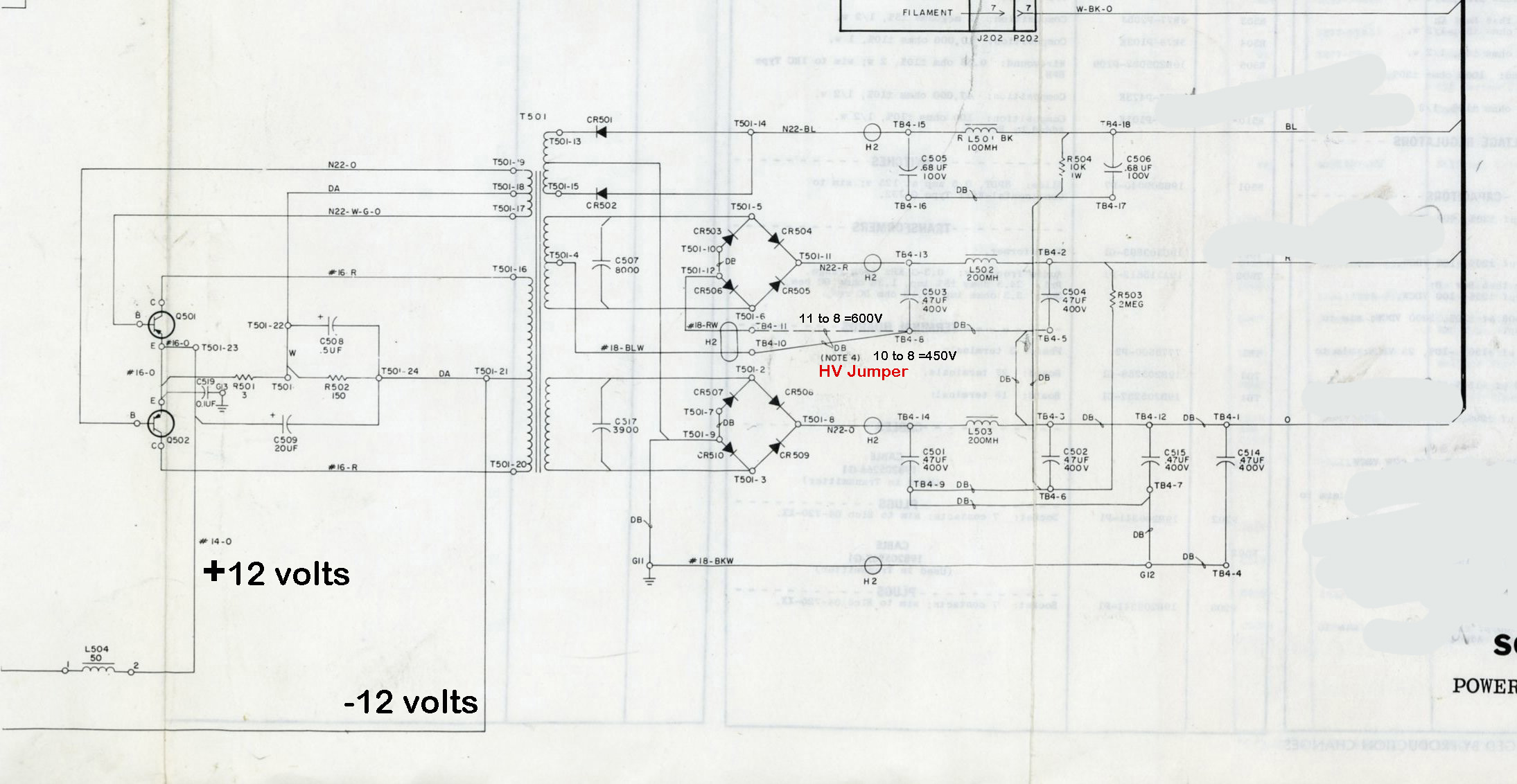 Bc 474 Power Supply 12 Volts Switching Using Transistor A Typical Ge Exec