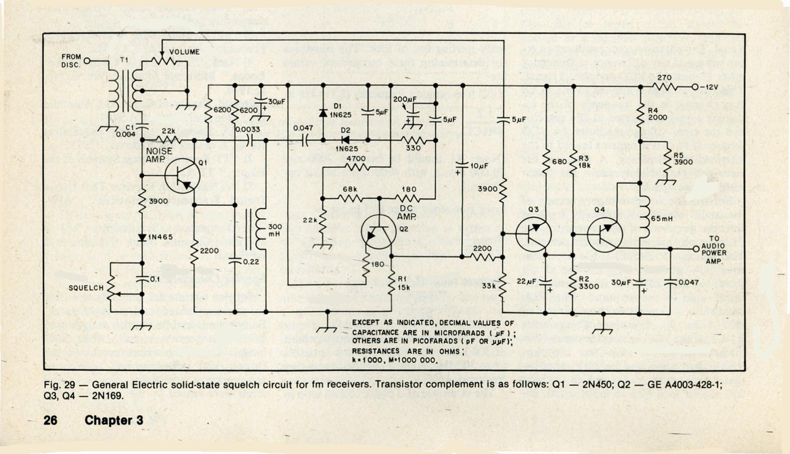 WRG-8228] Ge Radio Schematic